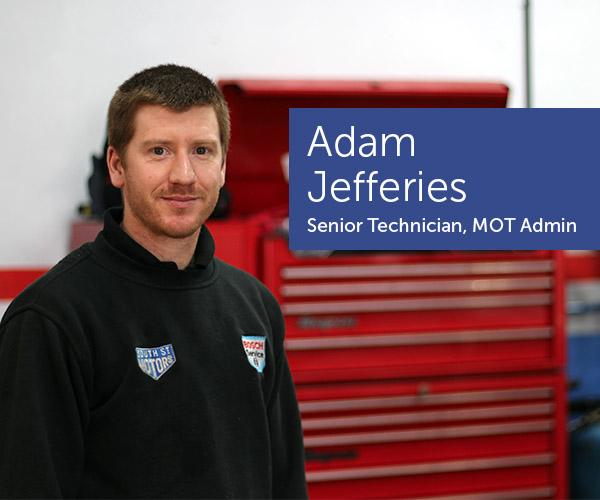 Adam Jefferies