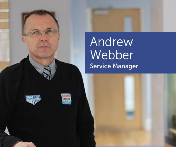 Andrew Webber
