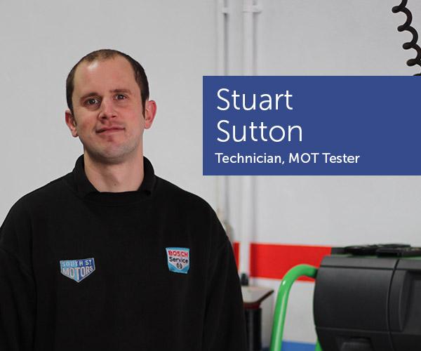 Stuart Sutton
